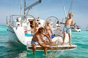 Bavaria 41 Crusier for sailing in Croatia