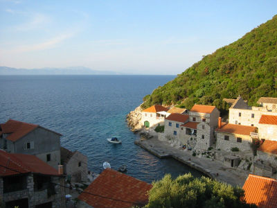 Lučica on the Lastovo island
