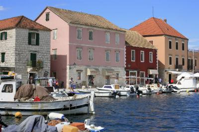 Stari Grad Hvar Island Croatia