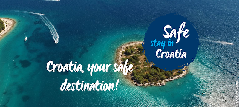 Croatia your safe destination
